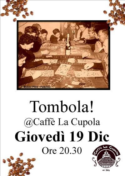poster tombola