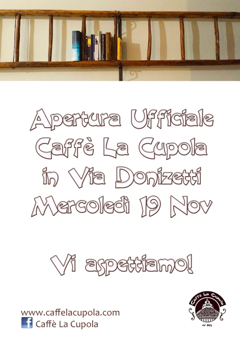 apertura donizetti